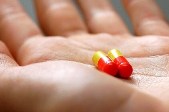 prosztatile a prosztatitis kezelésében Hepatombin prostatitis