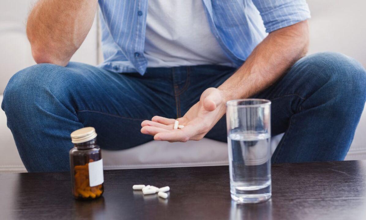Precooling a prosztatitis kezelésében